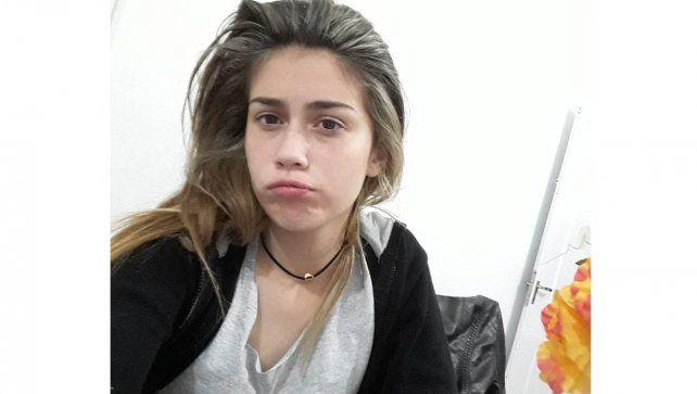 Piden por el paradero de Valentina Carla Fernández