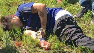 hirieron y detuvieron a los dos presuntos lideres de la banda del millon