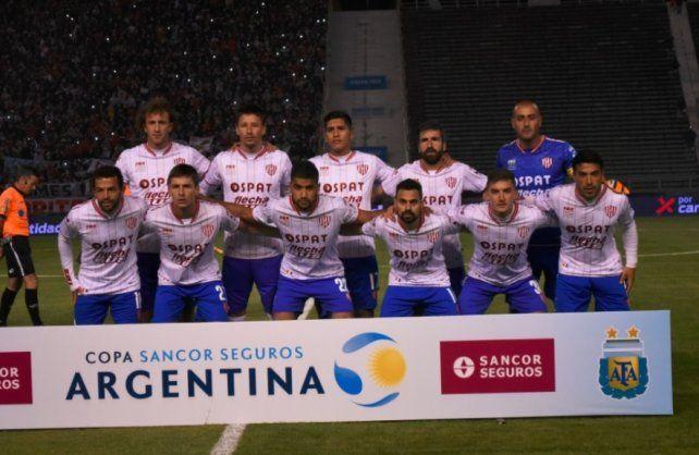 Del equipo que disputó los cuartos de final de la Copa Argentina