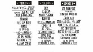 Diario UNO te invita a ver la 1era. Fiesta Nacional de la Cumbia