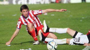Soldano será el delantero titular mañana cuando Unión reciba a Sarmiento en el 15 de Abril.