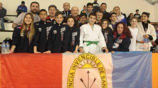 Santa Fe tuvo una destacada participación en los Juegos Evita
