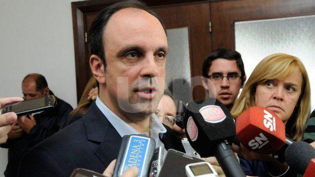 Corral habló del ataque a Vázquez y dijo que a las mafias hay que desmontarlas