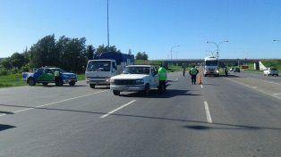 Secuestraron armas y una licencia profesional apócrifa durante controles viales realizados el fin de semana