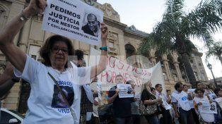 Bajo el lema #FuerzaNéstor, marcharon para pedir justicia y exigir que se esclarezca el brutal ataque