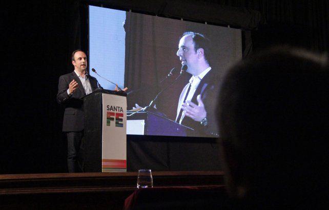 José Corral: El Acuerdo Capital es patrimonio de todos los santafesinos
