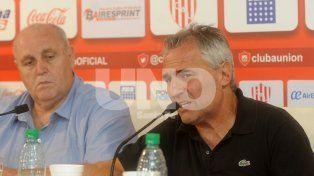 Unión anunció cuándo será la asunción oficial de Leo Madelón