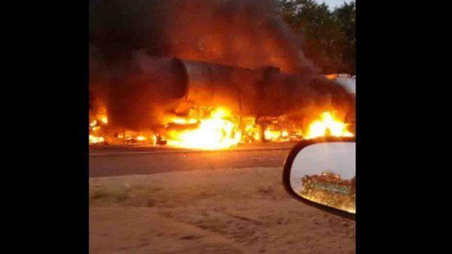 Accidente en Brasil deja 20 muertos y 9 heridos