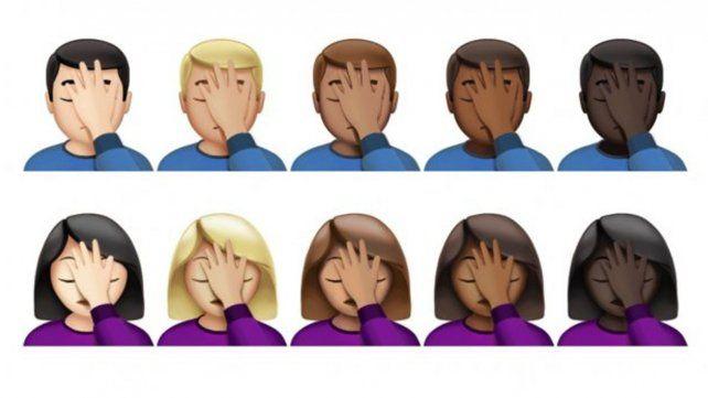 Nuevos emojis que ya están disponibles en iOS