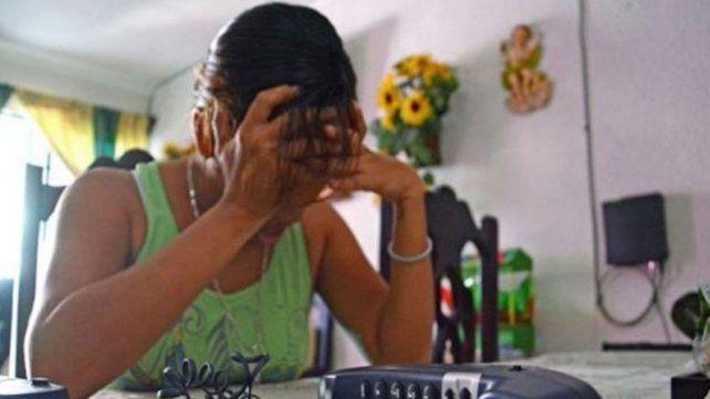 El espanto que atravesó una mujer chantajeada por su propio marido