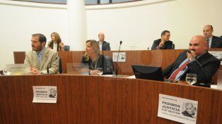 Los Concejales manifestaron su repudio por la agresión que sufrió Néstor Vázquez