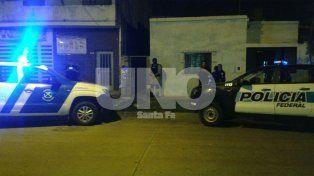 Bº Sargento Cabral: detuvieron a una pareja y le secuestraron cocaína, un arma y dinero en efectivo