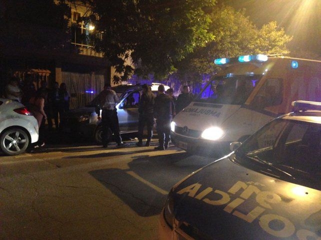 En la medianoche del viernes 28 de octubre Néstor Vázquez recibió dos tiros en la cara.