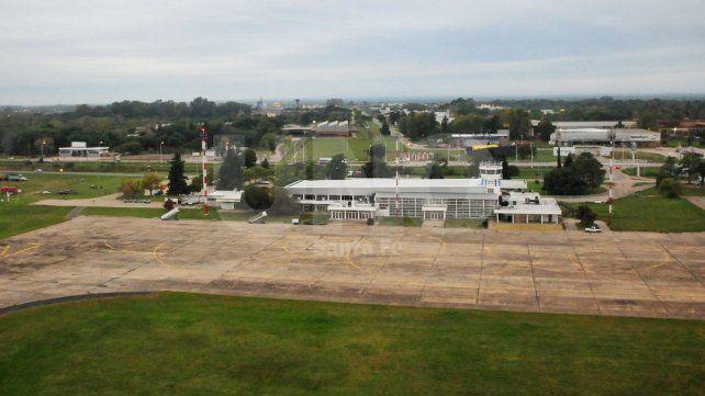 La provincia invertirá 20 millones en obras de refuncionalización del aeropuerto de Sauce Viejo