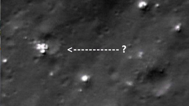 ¿Hay una base extraterrestre en la Luna?