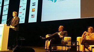 Marcos Peña le pidió a los bancos más crédito y asistencia a las pymes