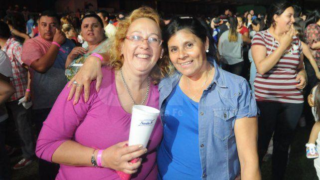 Fue todo un éxito la primera fiesta Nacional de la Cumbia Santafesina