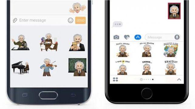 Einsten ya tiene su emoji