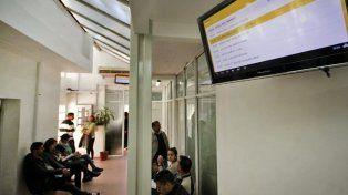 Dos Centros de Distrito se suman al trámite de la licencia de conducir con turnos por la web