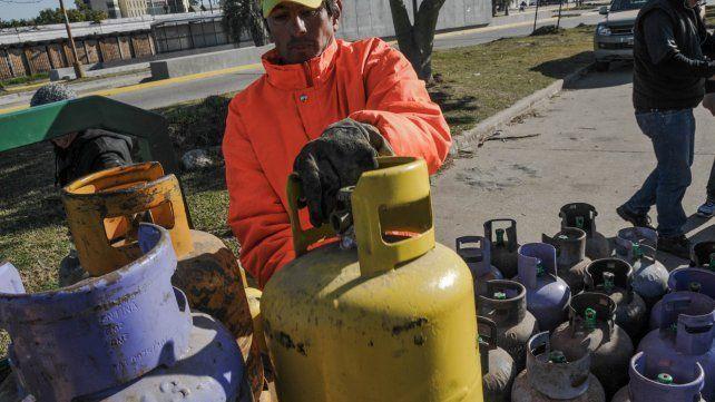 Desde este lunes continúa la venta de garrafas de gas a precio diferencial en la ciudad