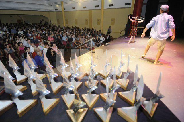 La gala del arte santafesino. Será el 17 de noviembre