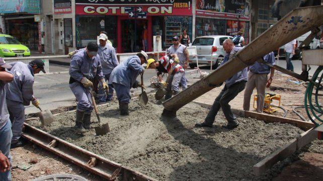 Los trabajos de bacheo previstos para este martes en el marco del Programa de Reconstrucción