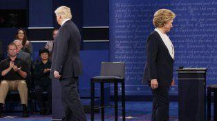 hillary y trump definen hoy quien sera el sucesor de barack obama