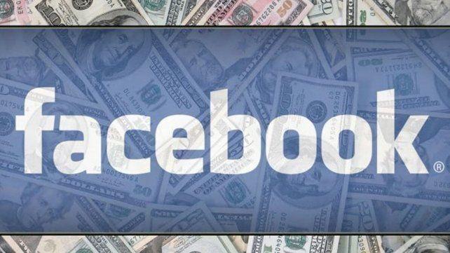 ¿Cuánta plata recibe Facebook con tus datos?