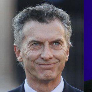 mauricio macri felicito a donald trump por twitter