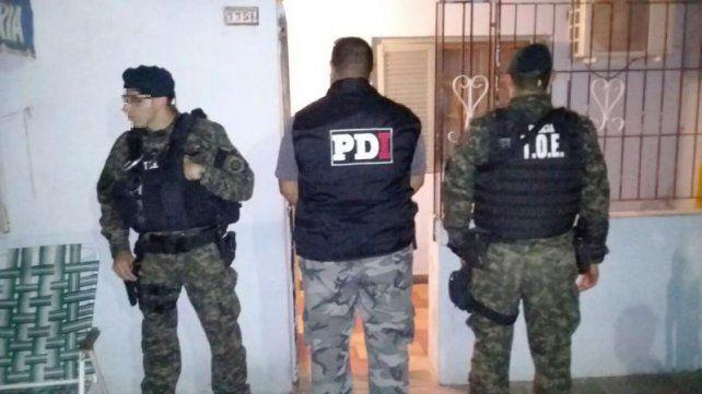 Detienen a cinco personas que planeaban un robo en la ciudad