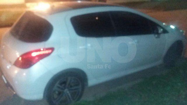Robó un auto en la ciudad y lo atraparon tras asaltar un kiosco en San Justo