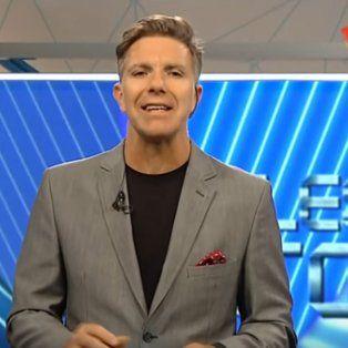 la bronca de fantino ante la pesima actuacion de argentina ante brasil