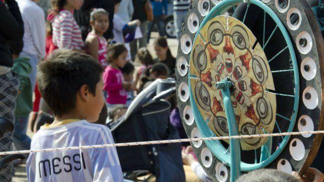 La Orden de la Bicicleta visitará el barrio Pompeya de la ciudad de Santa Fe