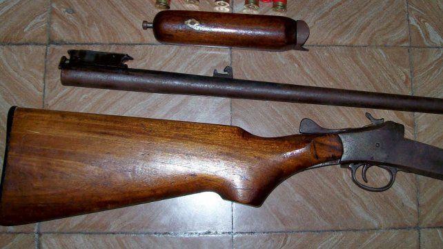Detuvieron a un violento tiratiros en barrio San Agustín I y le secuestraron una escopeta