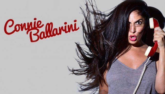 Diario UNO te invita a ver el unipersonal de Connie Ballarini en Santa Fe