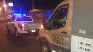 Multaron a dos camioneros por conducir alcoholizados en la autopista Santa Fe - Rosario