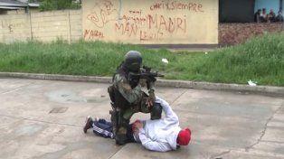 El gobierno de Vidal al ritmo de los Guns busca aspirantes a la Bonaerense