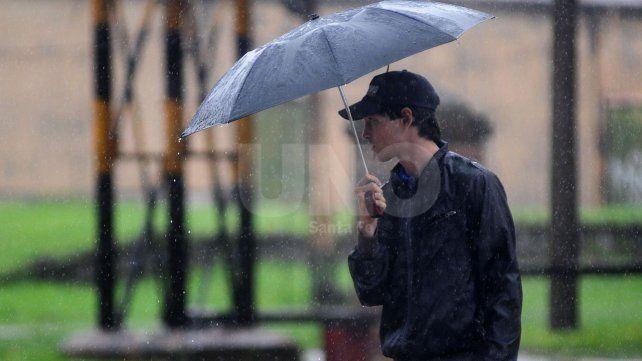 Rige un alerta meteorológico por tormentas fuertes para Santa Fe