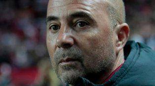 Sampaoli suena fuerte para dirigir a la Selección, pero...