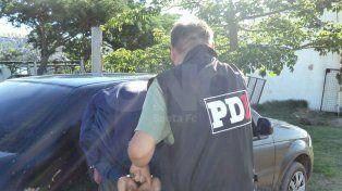 Cayó otro de los integrantes de una organización criminal que planeaba un millonario golpe en Santa Fe