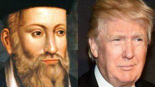 Nostradamus ya había anticipado el fenómeno Trump