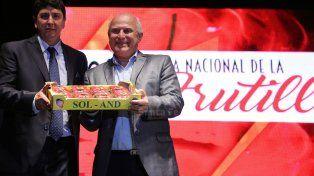 Se llevó a cabo la 58º Fiesta Nacional de la Frutilla en Coronda