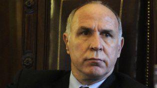 Lorenzetti afirmó sentirse muy apenado tras el accidente en Rafaela