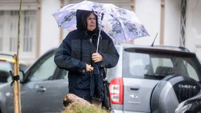 Rige un alerta por tormentas fuertes que abarca a la ciudad de Santa Fe