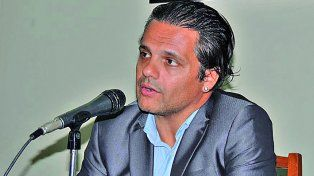 Referente. El secretario general del SAFYB