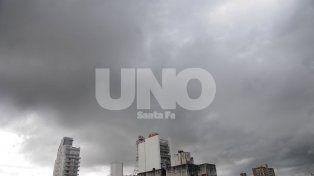 Rige un alerta meteorológico por tormentas fuertes para la provincia de Santa Fe