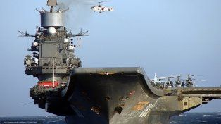 Rusia emprende una gran operación contra los terroristas en Siria desde el mar