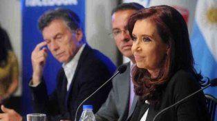 Cristina acusó a Macri de inventar la denuncia contra su madre