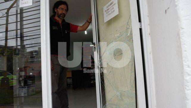 B° Villa María Selva: robaron en dos comercios durante la madrugada