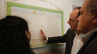 Corral: Para el próximo invierno 400 familias de barrio Cabal tendrán gas natural
